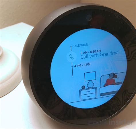 review amazons echo spot   cool device