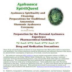 Detox Diet Before Ayahuasca by Ayahuasca Pearltrees