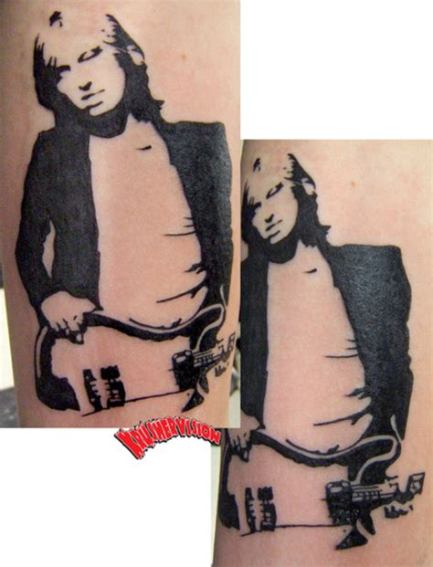 tom petty tattoo picture at checkoutmyink com