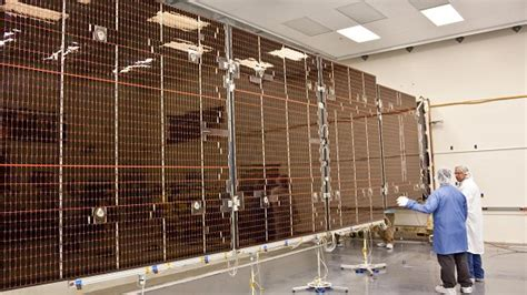 lockheed martin solar panel nasa funds research into improved space solar panels