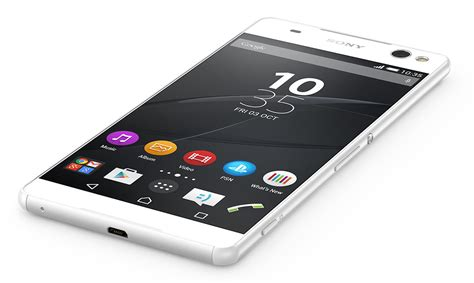 Hp Android Sony Xperia C5 sony s xperia c5 ultra with 6 inch hd display and