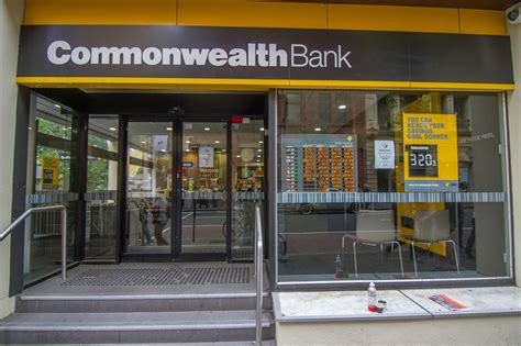 commonwealth bank office address common bank of australia s test of government bond using