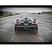 2011 Koenigsegg Agera  Rear Speed 1920x1440 Wallpaper