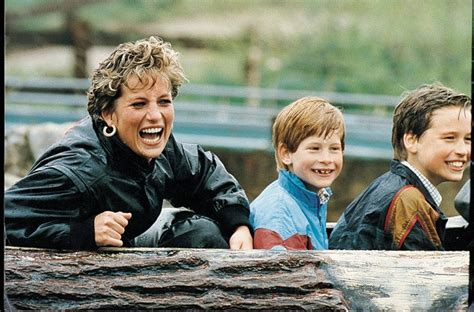 princess diana s sons prince william met the rottweiler camilla parker bowles