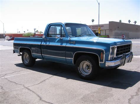 1979 Chevrolet C10 Big 10 Bonanza Short Bed For Sale in