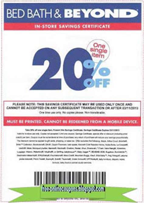 does bed bath and beyond accept expired coupons printable coupons 2018 bed bath and beyond coupons