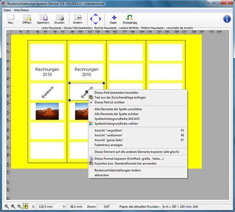 Kostenloses Programm Etiketten Drucken by R 252 Schi
