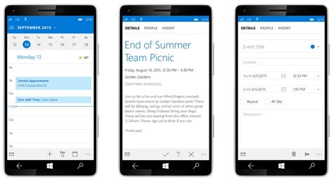 mobile email client new outlook mobile app for windows phone coming soon