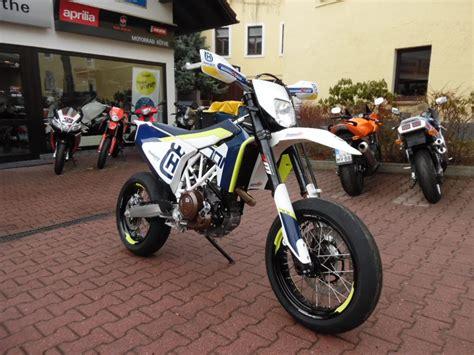 Motorrad Husqvarna by Umgebautes Motorrad Husqvarna 701 Supermoto Von Motorrad