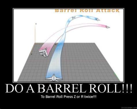 Barrel Roll Meme - image 30437 do a barrel roll know your meme