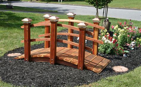 How To Design Backyard Landscaping Medium Garden Bridges 10 14ft