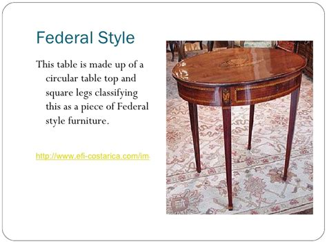 furniture style furniture styles power point 2