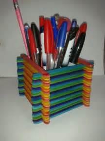 canastas de palitos madera de colores las 25 mejores ideas sobre porta l 225 pices en pinterest
