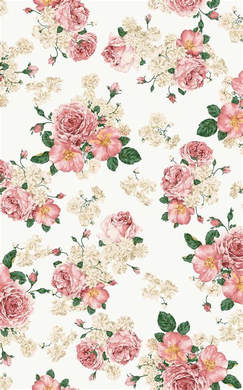 vintage floral wallpapers floral patterns