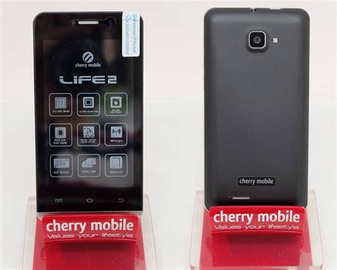 chery mobile cherry mobile 2 0 specs price and features