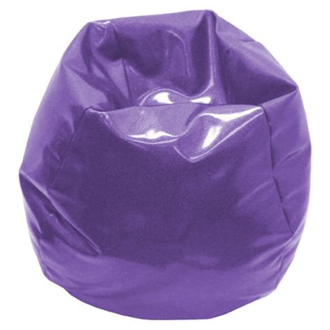 xl bean bag chairs bean bag chair purple sparkle xl beanbagtown