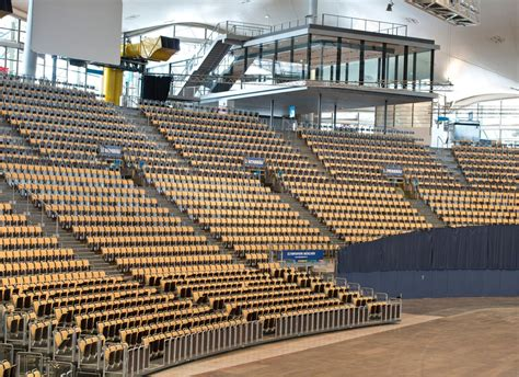 olympiahalle münchen eingang ost olympiahalle olympiapark m 252 nchen