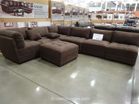 modular sectional costco marks and cohen taylor 7 piece modular sectional