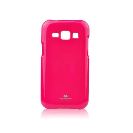 Mercury Goospery Jelly For Samsung Galaxy A9 Pro etui goospery jelly mercury do samsung galaxy j1 r 243 żowy