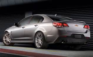 Chevrolet Chevy Ss 2014 Chevrolet Ss New Cars Reviews