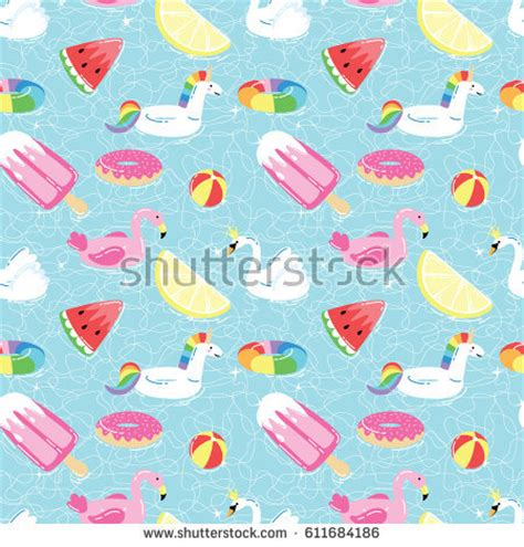 pattern html float birthday invitation card cute balloons stock vector