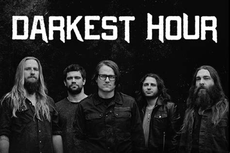 darkest hour band darkest hour destroys the cabooze with friends