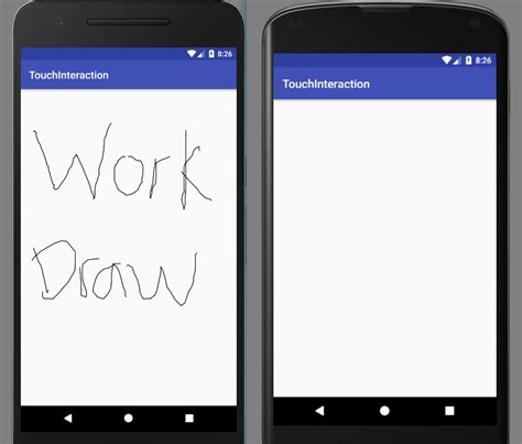 android layout half screen android adding customdrawingview ino scrollview stack