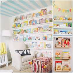 Kid Friendly Bookshelves The Ardent Sparrow Monday Design Inspiration Child