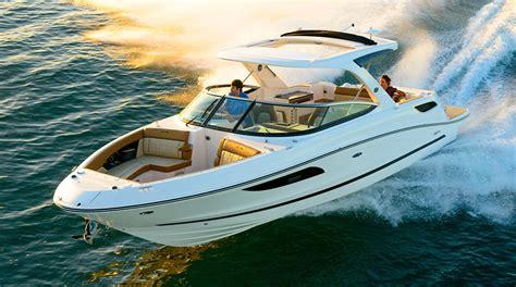 Bowrider Boats With Cabin by Sea 350 Slx 350 Slx Bowrider Boats New Bowriders