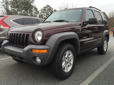 are jeep libertys cars jeep liberty 2002 review