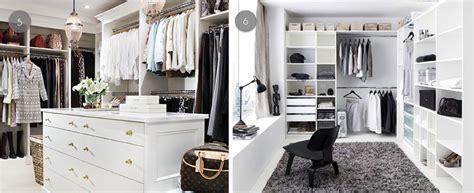 walk in walk in closet inspiration