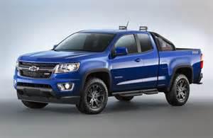 2016 chevrolet colorado gets diesel option new special
