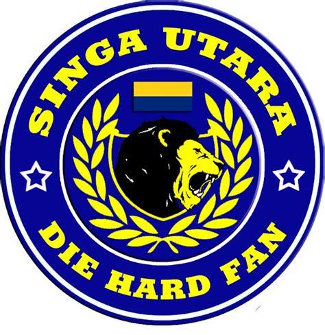 sempoi logo design singa utara die hard fan