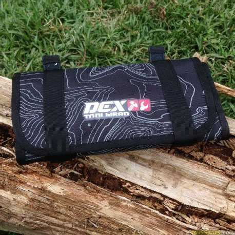 tas stang dex enduro dex enduro tool wrap rossymx motocross shop