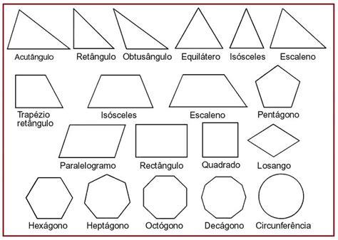 figuras geometricas con nombres y caracteristicas las 25 mejores ideas sobre figuras geometricas planas en