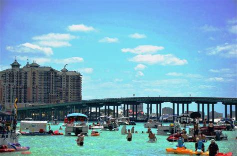 catamaran cruise destin florida cruise to destin florida s top attraction crab island