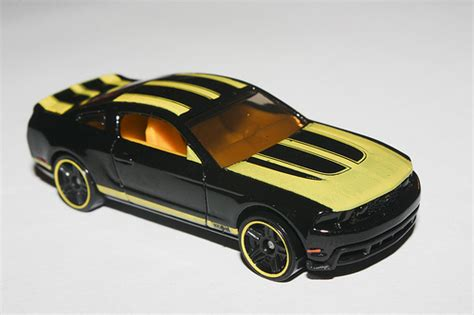 Hotwheels 2010 Ford Mustang Gt 2010 wheels 2010 ford mustang gt flickr photo