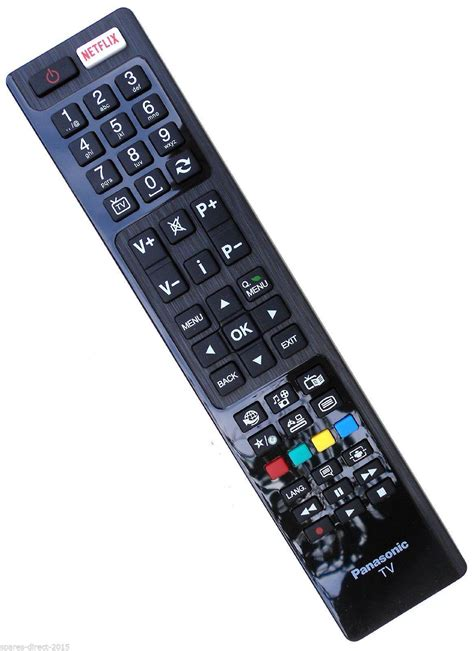 Remote Tv Panasonic genuine panasonic tv remote for tx 32c300b tx 24c300 tx 40c300b ebay