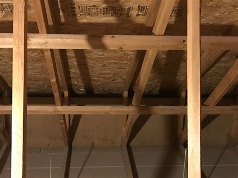 Garage Attic Insulation by Traditional Attic With Cathedral Ceiling Hardwood Floors