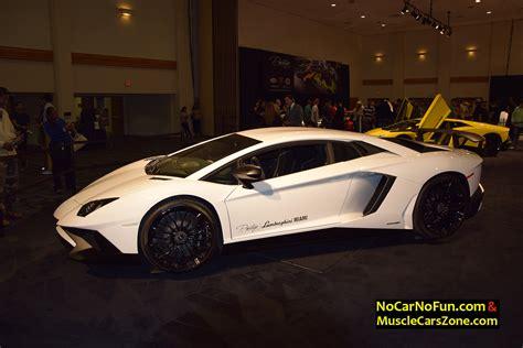 Prestige Imports Lamborghini Miami White Lamborghini Aventador Miami By Prestige Imports