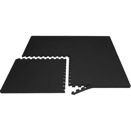 1 inch thick interlocking mat prosource thick puzzle exercise mat 3 4 inch