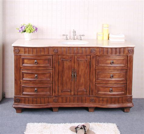61 inch vanity top single sink 61 inch single sink bathroom vanity with choice of
