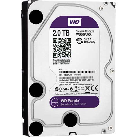 Wd20purx 3 5 Purple 2 Tb wd 2tb purple surveillance oem drive