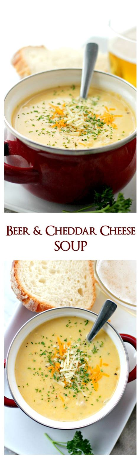 Blendtec Giveaway - beer cheddar cheese soup blendtec giveaway