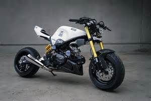 How Much Is A Honda Grom The Modified Honda Grom By Mad Industries Sprhuman