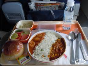 Alfa img showing gt indian airlines food