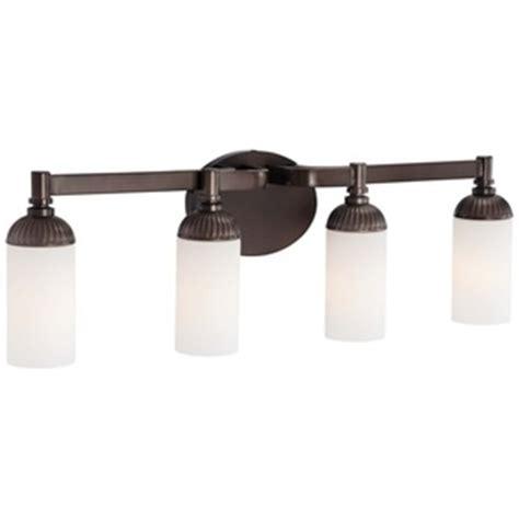 Ferguson Bathroom Lighting Mn2604590 Industrial 4 Or More Bulb Bathroom Lighting Industrial Bronze At Shop Ferguson