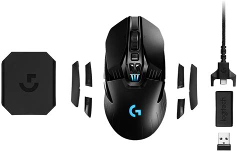 Mouse Gaming Wireless Logitech logitech g903 wireless gaming mouse en ca