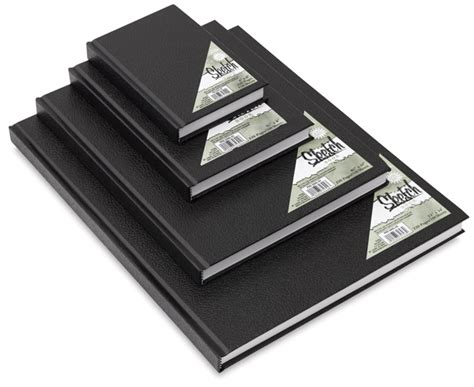 sketch book hardback proart hardbound sketchbooks blick materials