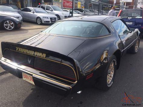 Smokey Trans Am by Pontiac Trans Am 79 Smokey And The Bandit Trans Am V8 4